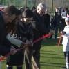 В Волгограде открыли два футбольных мини-поля