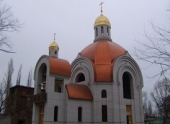В Городищенском районе открылся храм великомученика Георгия Победоносца