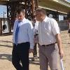 Губернатор Волгоградской области провел инспекцию путепровода в поселке Гумрак