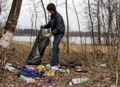 Волгоградские волонтеры-экологи в 150-й раз вышли на очистку обочин дорог