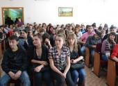 Студенты ВГСПУ рассказали о праздниках и традициях народов России