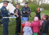 Сотрудники ДПС Волгограда открыли для учащихся Калачевского интерната «Дорогу неограниченных возможностей»