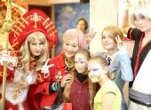 Поклонники анимэ представили в Волжском свои видео-работы