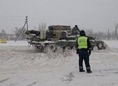 Самая сложная ситуация со снежными заносами – в Ворошиловском и Дзержинском районах Волгограда