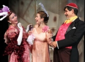 В Волжском драматическом театре поставили спектакль по пьесе местной жительницы
