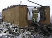 В Волгограде заживо сгорел шестилетний ребенок