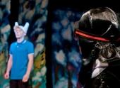 Казачий театр показал «Храброго зайца»