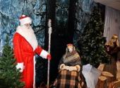 Волгоград украшен к Новому году, а краеведческий музей подготовил новогоднюю выставку