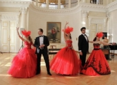 В Волгограде проведут Русский бал, покажут «Искусство цвета» и «Женский взгляд»