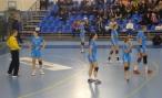 Гандболистки волгоградского «Динамо» выиграли вторую игру на чемпионате России
