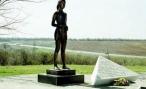 Вандал, разрушивший скульптуру на «Солдатском поле», задержан