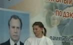 Самбистка из Волгограда Софья Никулина заняла третье место на молодежном чемпионате России