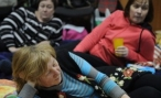 Голодовка многодетных родителей в Волгограде приостановлена