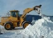 За уборку снега во дворах ответят управляющие компании Волгограда