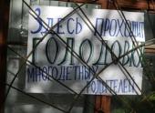 Члены общественной палаты РФ и Волгоградской области просят многодетных родителей прекратить голодовку