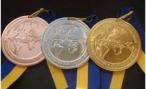 Волгоградские спортсмены завоевали 15 медалей на XXII Сурдоолимпийских играх