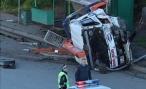 В Городищенском районе из-за лопнувшего колеса машины пострадала 64-летняя женщина-пешеход