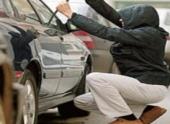В Волгограде ограбили автомобиль представителя мебельной компании