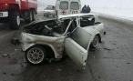 В волгоградской области произошло ДТП со смертельным исходом