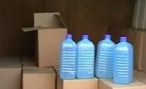 В Волгоградской области задержали 36 тонн нелегального алкоголя