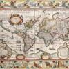 На карте Колумба был скрыт старинный текст