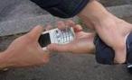В Волгограде напали на человека в попытке отобрать телефон