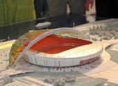 Берег Волги будут укреплять в рамках строительства стадиона в Волгограде