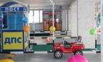 У воспитанников детского сада  №375 появится свой автогородок