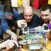 В Волгоград съехались студенты-роботостроители со всей России