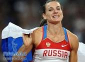 Исинбаева строит новый спортивный комплекс в Волгограде