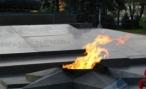Под Волгоградом был осквернен вечный огонь