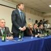 Олег Царев в Волгограде встретился с украинскими беженцами