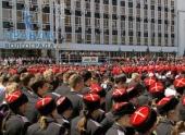 В России планируется новый парад