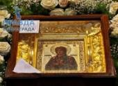 В Волгоград привезли Семистрельную Икону «Умягчение злых сердец»