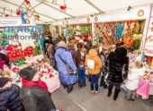 В Волгограде идет благотворительная предрождественская ярмарка