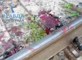 В Волгограде под поезд попал мужчина