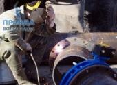 Волгоградский горводоканал трудоустроит часть химпромовцев