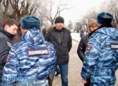 В Волгограде за избиение мирных граждан задержали полицейского