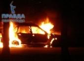 В Волгограде группа неизвестных сожгла три катафалка