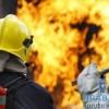 В Волгограде сгорел жилой дом