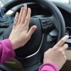 В центре Волгограде Hyundai протаранил BMW: пострадали два человека