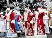 В Волгограде 6 января пройдет парад Дедов Морозов