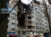 Разбор на месте ЧП в Волгограде приостановлен из-за угрозы обрушения