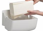 Преимущества использования листовых бумажных полотенец