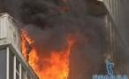 Короткое замыкание вызвало возгорание 9-этажного дома в Волгограде