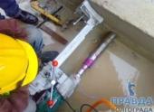 Особенности алмазного бурения бетона