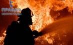 В Волгограде пироманы подожгли шесть машин на парковке