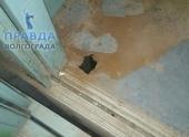 В Волгограде из-за дырявого лифта жильцы дома рискуют жизнью