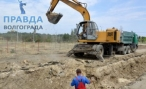 При благоустройстве Мамаева кургана вырубили парк сталинградских вдов