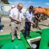 В Волгограде открыли шестой пункт приема жидких отходов